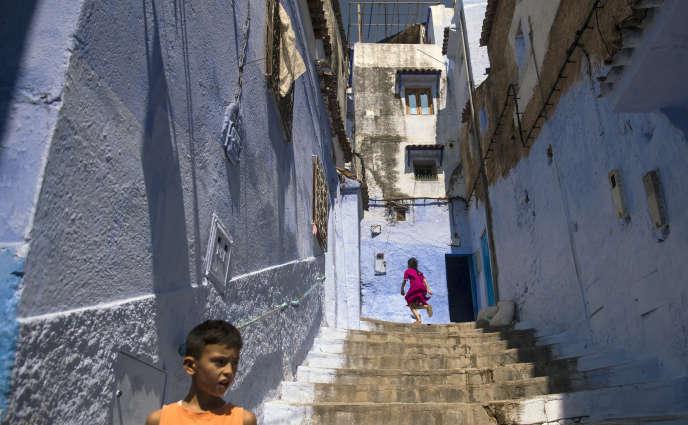 Au Maroc en septembre 2017.