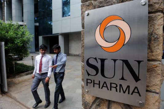 L'industrie pharmaceutique indienne est aujourd'hui la troisième de la planète. Parmi ses fleurons figure notamment Sun Pharma, dont le siège social (ici en photo) se trouve à Bombay.