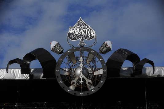 Motorhead, groupe de metal britannique avait été formé à Londres en 1975.