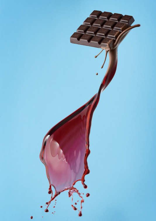 Le malbec produit un vin fort, sombre, tannique, un peu sucré, qui sent le chocolat et les épices.