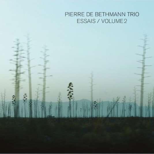 Pochette de l'album« Essais / Volume 2», du Pierre de Bethmann Trio.