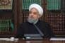 Hassan Rohani à Téhéran, le 1er janvier.