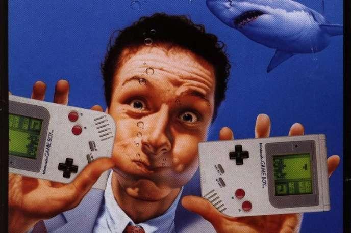 Publicité d'époque pour la Game Boy.