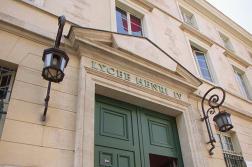 Le lycée Henri-IV, à Paris, fait partie des établissements les plus réputés de France.