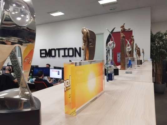 Quantic Dream a reçu de nombreux prix à l'international pour ses jeux. Son leitmotiv : transmettre du sens et de l'émotion à travers ceux-ci.