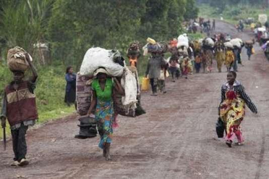 Le 17 mai 2017, l'ONU fait état fait état d'un mouvement de 23700 nouveaux déplacés du Kasaï, alors que les violences se poursuivent dans cette province.
