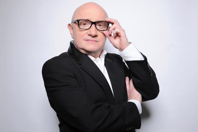Michel Blanc, en 2011.