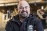 Le maître charpentier et constructeur boisColin Vernet, 41 ans, ancien Compagnon du devoir.