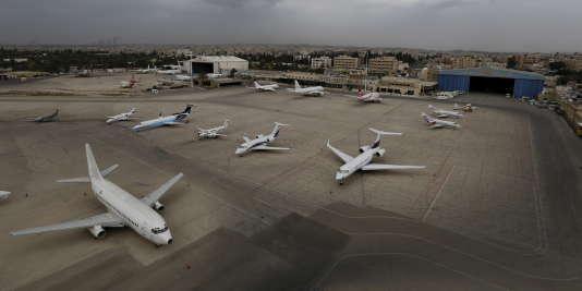 L'aéroport d'Amman, en Jordanie, en 2015.« C'est le premier aéroport dont nous allons avoir le contrôle et l'exploitation à l'international », annonce le PDG d'ADP.