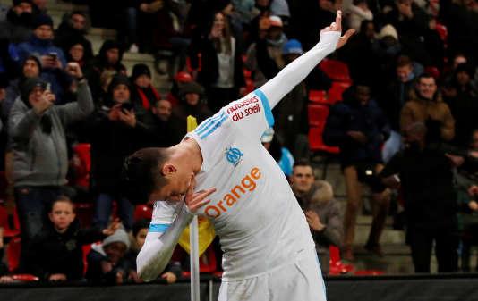 Sélectionné par Didier Deschamps en 2017, Thauvin espère disputer la Coupe du monde en Russie.