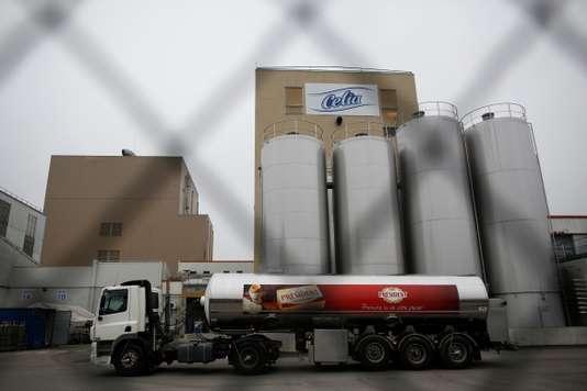 Trente-cinq enfants atteints de salmonellose ont été diagnostiqués en France après avoir consommé un lait ou un produit d'alimentation infantile de l'usine Lactalis incriminée
