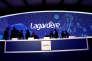 L'assemblée générale des actionnaires du groupe Lagardere, à Paris, en mai 2016.