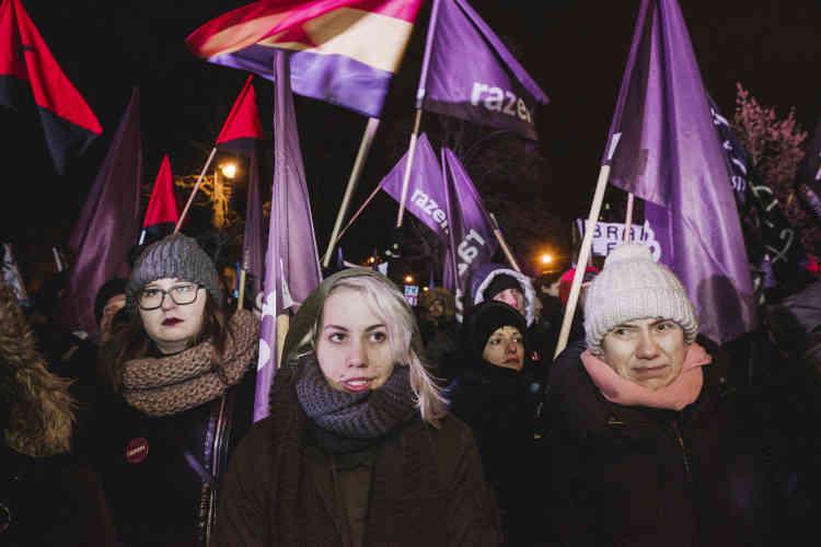 Les restrictions concernant l'avortement font de la Pologne l'un des pays les plus conservateurs d'Europe.