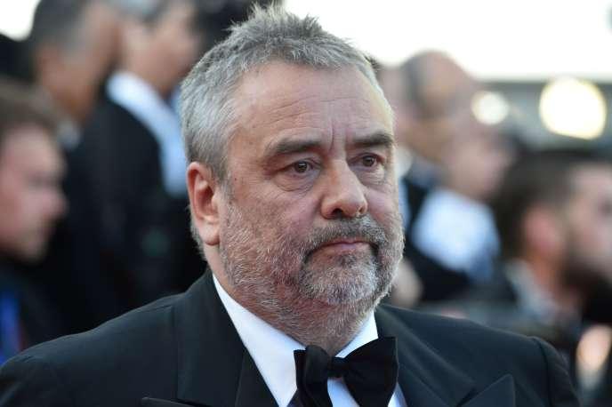 Luc Besson, à Cannes, en mai 2016.