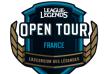Le logo de l'Open Tour.
