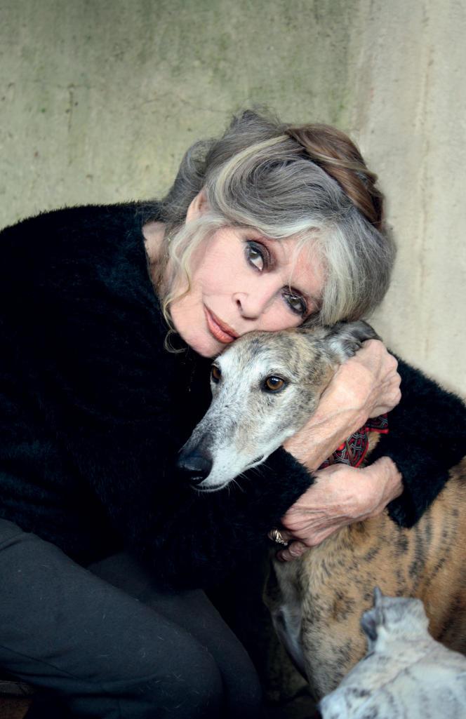 Brigitte Bardot, en 2016.