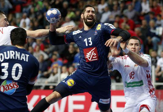 Nikola Karabatic et ses partenaires affrontent la Suède samedi, lors du choc du tour principal.