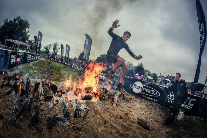 Spartan Race Paris 2016.
