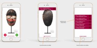 L'application expertise aussi bienla bouteille de vin millésimée que le tableau de maître, en passant par le sac vintage, la montre de collection et les objets connectés haut de gamme...