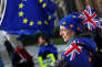 «Depuis la crise financière de 2008, la mondialisation et l'inégalité activent à nouveau un ressentiment envers autrui» (Photo: manifestation contre le Brexit, le 16 janvier, à Londres).