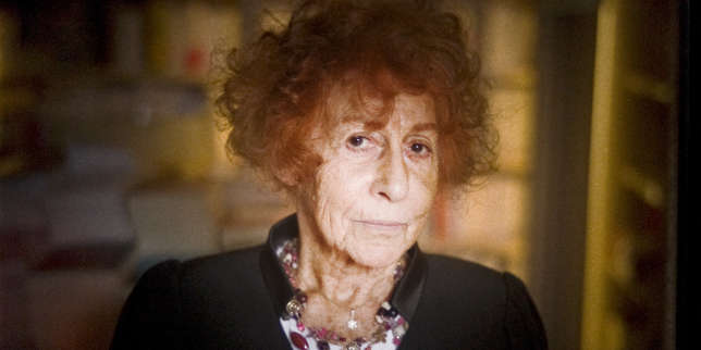 Marceline Loridan-Ivens, en 2008.