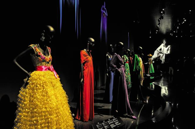 Le Musée Yves Saint Laurent a été inauguré en octobre 2017.