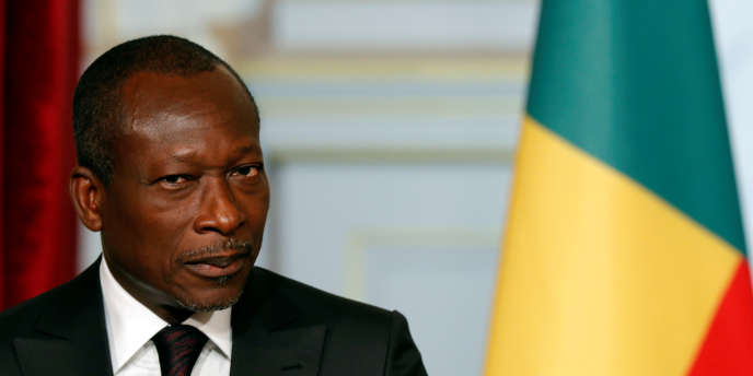 Le président du Bénin, Patrice Talon, à Paris, en avril 2016.