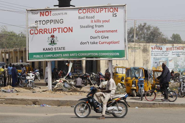 A Kano, la grande ville du nord-ouest du Nigeria, en janvier 2016.