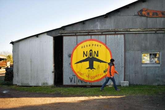 Le gouvernement a annoncé en janvier l'abandon du projet contesté d'aéroport de Notre-Dame-des-Landes.