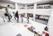 Lilliad, la bibliothèque universitaire (BU) de l'université de Lille.