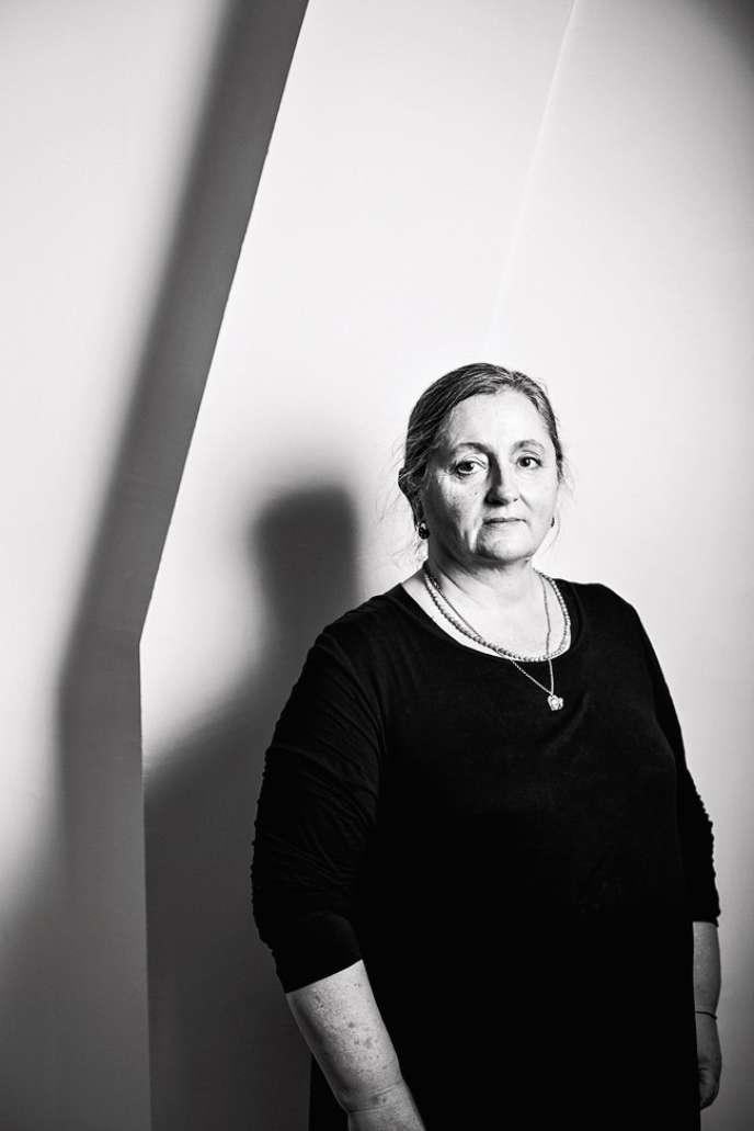 Sophie Brissaud auteure de« Terroirs» (Delachaux et Niestlé).