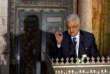 Le président palestinien Mahmoud Abbas, au Caire le 17 janvier.