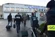 Des enquêteurs sont arrivés, de façon coordonnée, mercredi17janvier peu avant 9h30, au siège social de Lactalis, à Laval, et dans l'usine de Craon, en Mayenne.