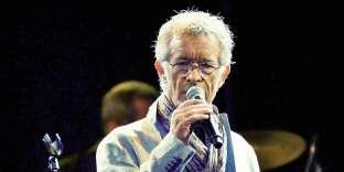 Jean-Pax Méfret en concert à Nice en 2013.
