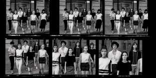 Pour son parfum Twilly, Hermès met en scène une bande de filles.