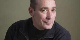 Le journaliste et essayiste Thierry Cruvellier, en 2017.
