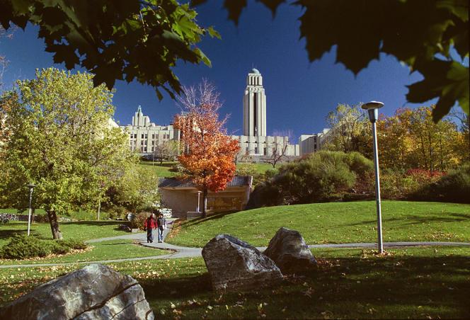60 % des étudiants étrangers de l'Université de Montréal sont français.