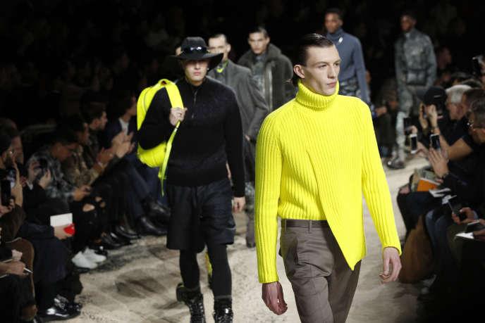 Kim Jones, un dernier défilé Vuitton et puis s en va 16601c87824
