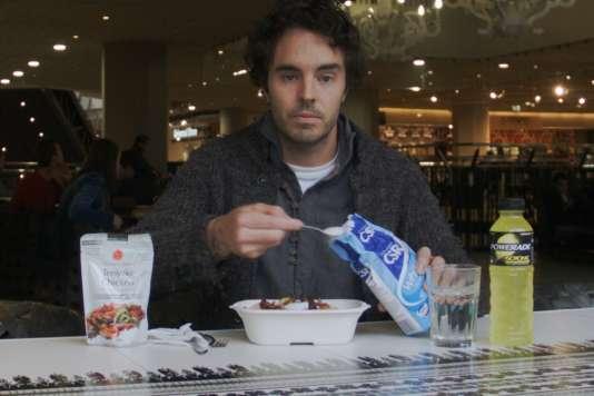 Le réalisateur australien Damon Gameau, cobaye de son propre film« Sugarland».