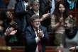 Jean-Luc Mélenchon, à l'Assemblée nationale,le 17janvier.