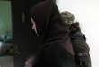 Une Française, mère de 3 enfants, détenue par les forces kurdes dans le nord-est de la Syrie, lors de son témoignage pour France 2 en novembre 2017.