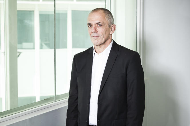 Antoine Petit, le 24 octobre 2017.
