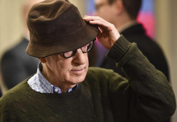 Woody Allen, en novembre 2017, à New York.