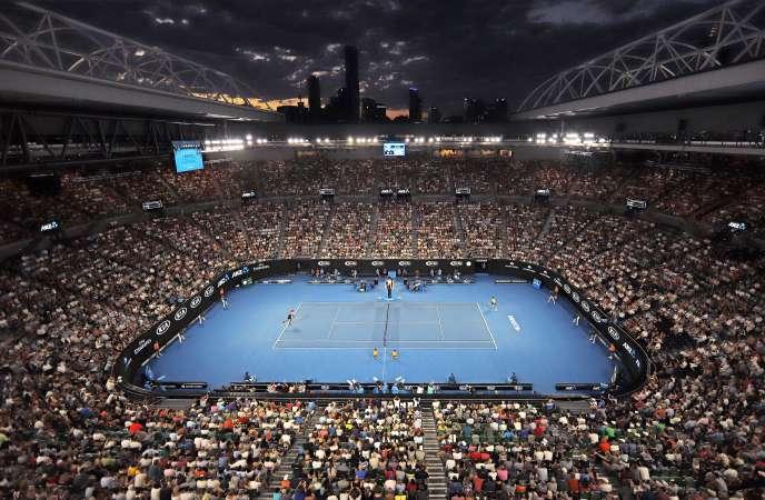 La Rod Laver Arena, à Melbourne.