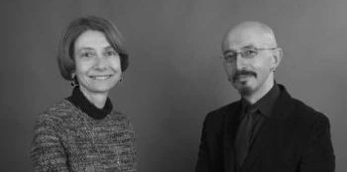 Paola Tubaro et Antonio Casilli.