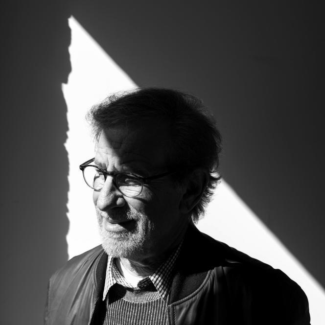 Steven Spielberg, en octobre 2015 à New York.