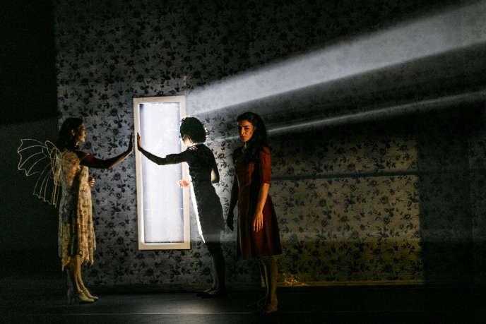 « Kodak», d'Alan Lucien Oyen, à l'Opéra de Göteborg (Suède).