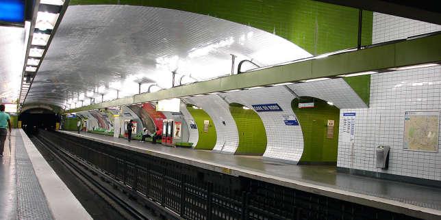 Les conducteurs de la RATP dénoncent une présence de plus en plus importantede consommateurs de crack dans les stations de métro des lignes 4 et 12.