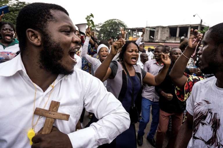 Le collectif catholique qui organise les marches interdites en RDC demande au président Kabila de déclarer publiquement qu'il ne briguera pas un troisième mandat