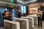 Le magasin pilote Amazon Go, à Seattle (nord-ouest des Etats-Unis), le 18 janvier.